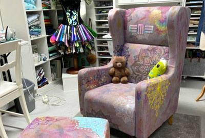 Plotterwahnsinn – ran an die Möbel