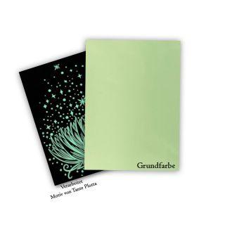 Vinyl Glow Grün