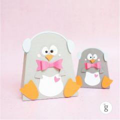 DL Giftbag Penguin