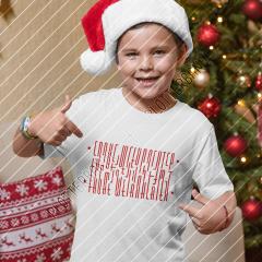 DL Geheimschrift: Frohe Weihnachten / PB