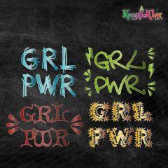 DL Girl Power - Strong Bundle  / KK