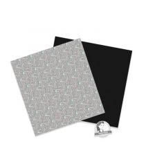 Sublipaper black & white