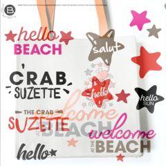DL Schriftzug Krabbe / TB