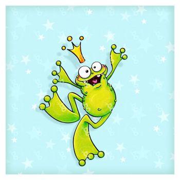 DL monster frog
