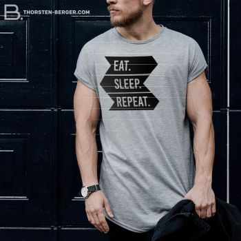 DL eat. sleep. repeat / TB