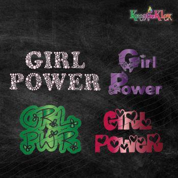 DL Girl Power - Girly Bundle  / KK
