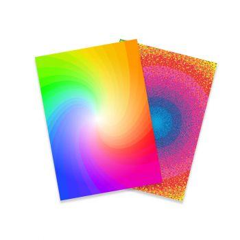 Flock Rainbow